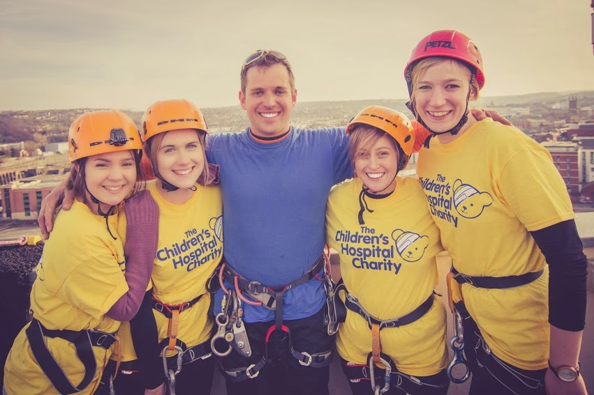 Charity Abseil Event